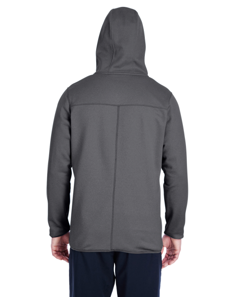 e67af61d Under Armour Men's Double Threat Armour Fleece® Hoodie | Club Colors ...