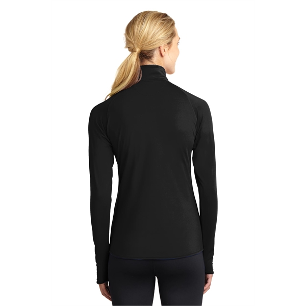 Sport Tek Ladies Sport Wick Stretch 1 2 Zip Pullover Club Colors Order Promo Products Online In Schaumburg United States From adidas, nike, usa pro, under armour, reebok & more. club colors
