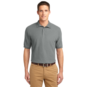 Port Authority Silk Touch Polo Ultramarine Blue
