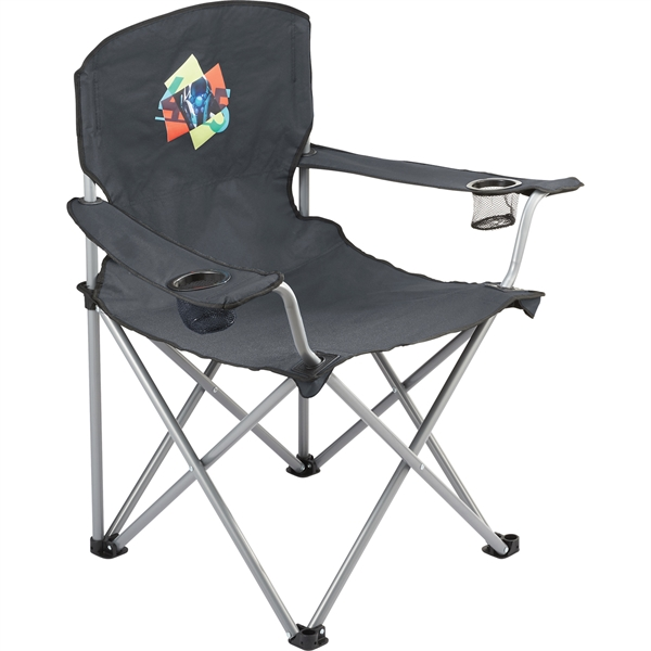 Remarkable Oversized Folding Chair With 500Lb Capacity Club Colors Alphanode Cool Chair Designs And Ideas Alphanodeonline